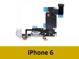 Originalios iPhone 6 dalys (šleifai, kameros, kt.)
