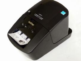 Etikečių spausdintuvas Brother Ql-720nw WiFi