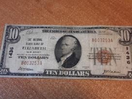 Parduodu Unc 2 dolerius 1963,1976,2003,2009,2013 m