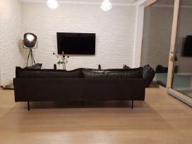 Parduodama nauja itališko dizaino sofa