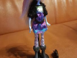 Monster High ir My Little Ponny lėlės