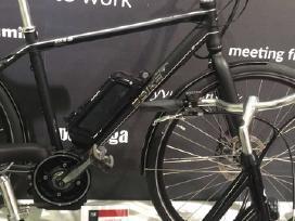 Naujas elektrinis dviratis su garantija.