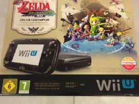 Parduodu žaidimu konsolė Wiiu