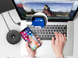 Bevieliai telefonų įkrovikliai (qi pakrovėjai)