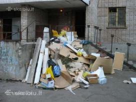 Pigiai Statybinių šiukšlių ir baldų išvežimas