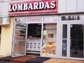 Lombardo Paslaugos