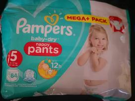 Pampers Baby Dry Pants Mega+pack 20€ ir kt pampers