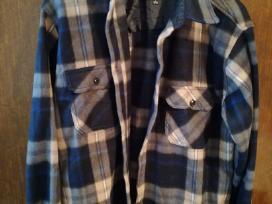 Vyriški labai šilti marškiniai, 42/43 dydis