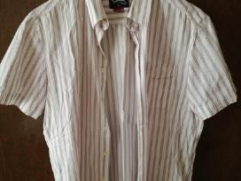 Vyriški dryžuoti marškiniai Reserved Authentic