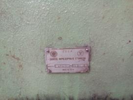 Frezavimo staklės horizontalios 6p82g
