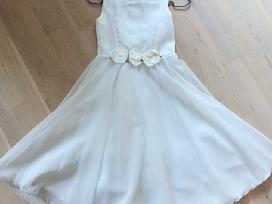 Krykštynu / pirmosios komunijos suknelė 128 cm