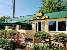"""""""Snack King"""" užkandinė ieško virėjos (-o)"""