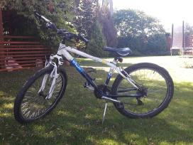 Naudotas kalnų dviratis Btwin Rockrider 5 Xc