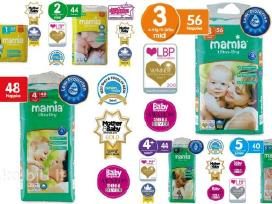 Pampers Giga, ir Pants tik 19 €!