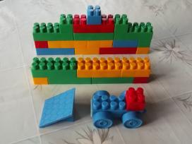 Nauji vaikiški stalo žaidimai, knygutės - nuotraukos Nr. 7