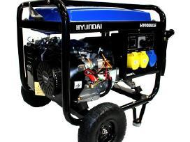 Hyundai Hy9000lek 6.6kw generatorius