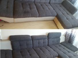 Minkštų baldų valymas-plovimas - nuotraukos Nr. 4