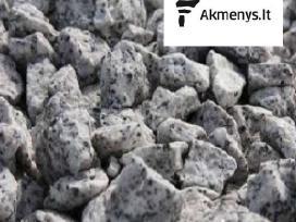 Dekoratyvinė granito skalda Šiauliuose!