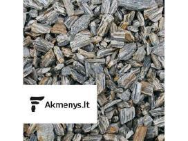 Medžio akmens skaldos akcija Klaipėdoje!