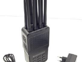 Blokatorius slopintuvas 8 antenu Gsm/GPS/3g/4G