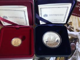 Dvi 2018 metų Maltos monetos