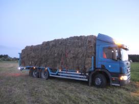 Tralas Platforma, Krovinių Traktorių vežimas 16,5t - nuotraukos Nr. 5