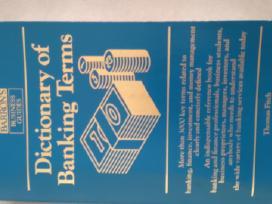 Parduodamas Dictionary of Banking Terms
