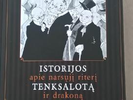 Parduodama Gintaro Grajausko knyga