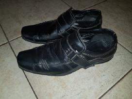 Juodi vyriški batai - 40 dydis