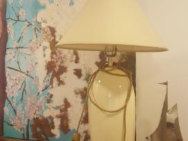 Stalo lempa, kampinė lempa, šviestuvas