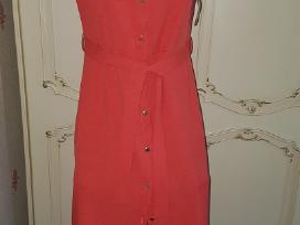 Nauja suknelė,koralų spalvos