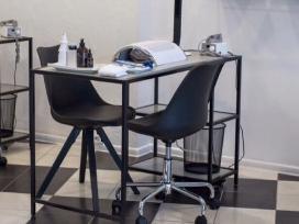 Salono baldų likučių išpardavimas