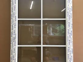 Pvc langai - kokybiški ir pigiau!
