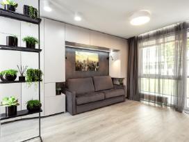 1 k. butas naujai, moderniai įrengtas - nuotraukos Nr. 2