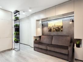 1 k. butas naujai, moderniai įrengtas - nuotraukos Nr. 5
