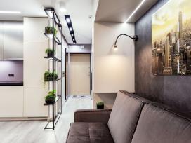 1 k. butas naujai, moderniai įrengtas - nuotraukos Nr. 10