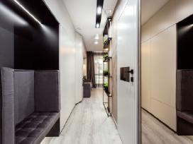 1 k. butas naujai, moderniai įrengtas - nuotraukos Nr. 14