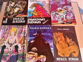 Knygos minkštais viršeliais