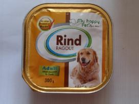 Šunų ir kačių konservai: 1 dėžė – 5 eurai