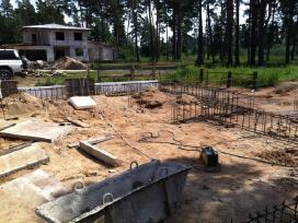 Statybos darbai - Mūro darbai, Stogų dengimas