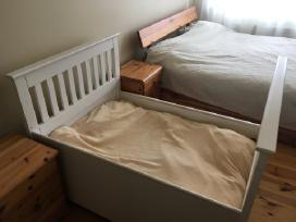 Nestandartinė lovytė/čiužinys