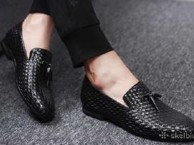 Mokasinai-batai ! Nauji