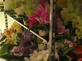 Gėlių kompozicijos kapams, Didmena!