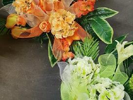 Urmu, Aukštos kokybės dirbtinių gėlių kompozicijos