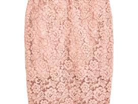 Naujas nėrinių sijonas