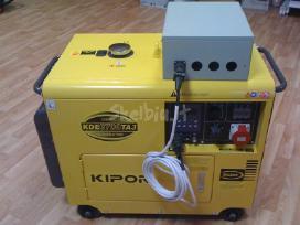 Nauji dyzeliniai generatoriai nuo 1,7 iki 64 kw - nuotraukos Nr. 2