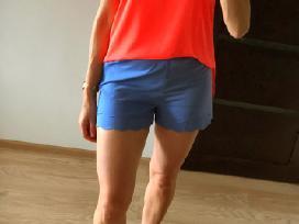 Mėlyni šortukai