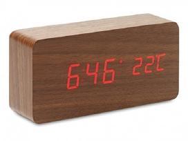 Skaitmeninis šviečiantis laikrodis