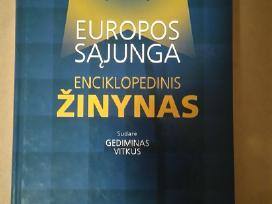 Parduodamas Europos Sąjungos žinynas