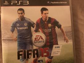 Playstation 3 Fifa 15 zaidimas